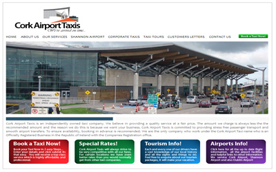 Cork Airport Taxis