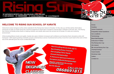 Rising Sun Karate Club
