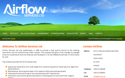 Airflow Services Ltd
