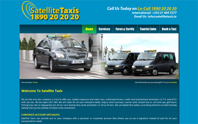 Satellite Taxis Cork
