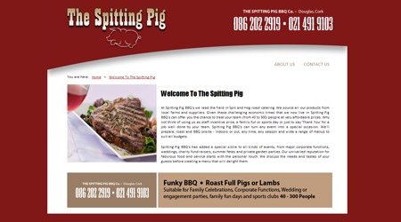The Spitting Pig BBQ