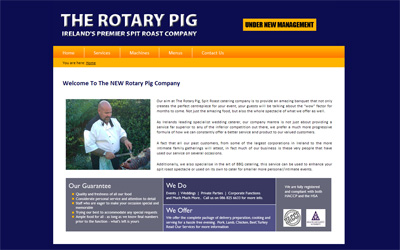 The Rotary Pig