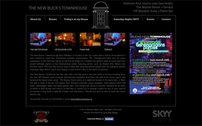 Bucks Townhouse Niteclub Dublin