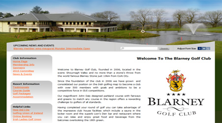 Blarney Golf Club