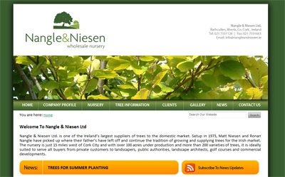 Nangle & Niesen Ltd