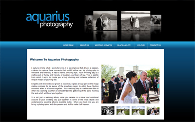 Aquarius Photography Cork